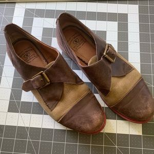 Lucky Brand Bluckle Oxfords